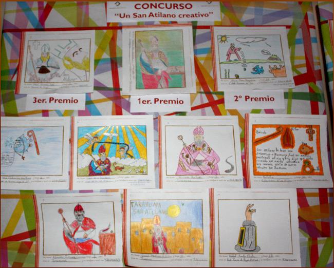concurso infantil San Atilano