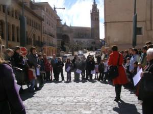 Visita para niños a Tarazona