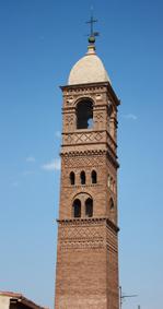 La torre de la Magdalena de Tarazona