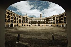 """""""Entrando en la plaza de toros"""". Julio Álvarez."""