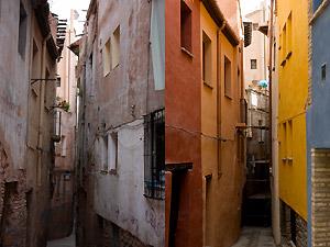 El antes y el después de la Judería de Tarazona
