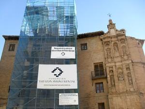 Facha del Palacio Episcopal
