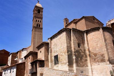 Iglesia Santa María Magdalena, Tarazona