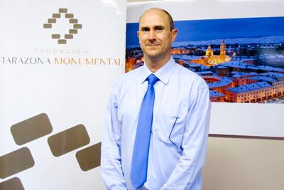 Julio Zaldívar, nuevo gerente de la Fundación Tarazona Monumental
