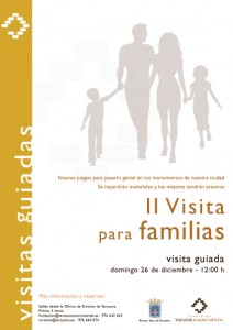 II Visita para familias Fundación Tarazona Monumental