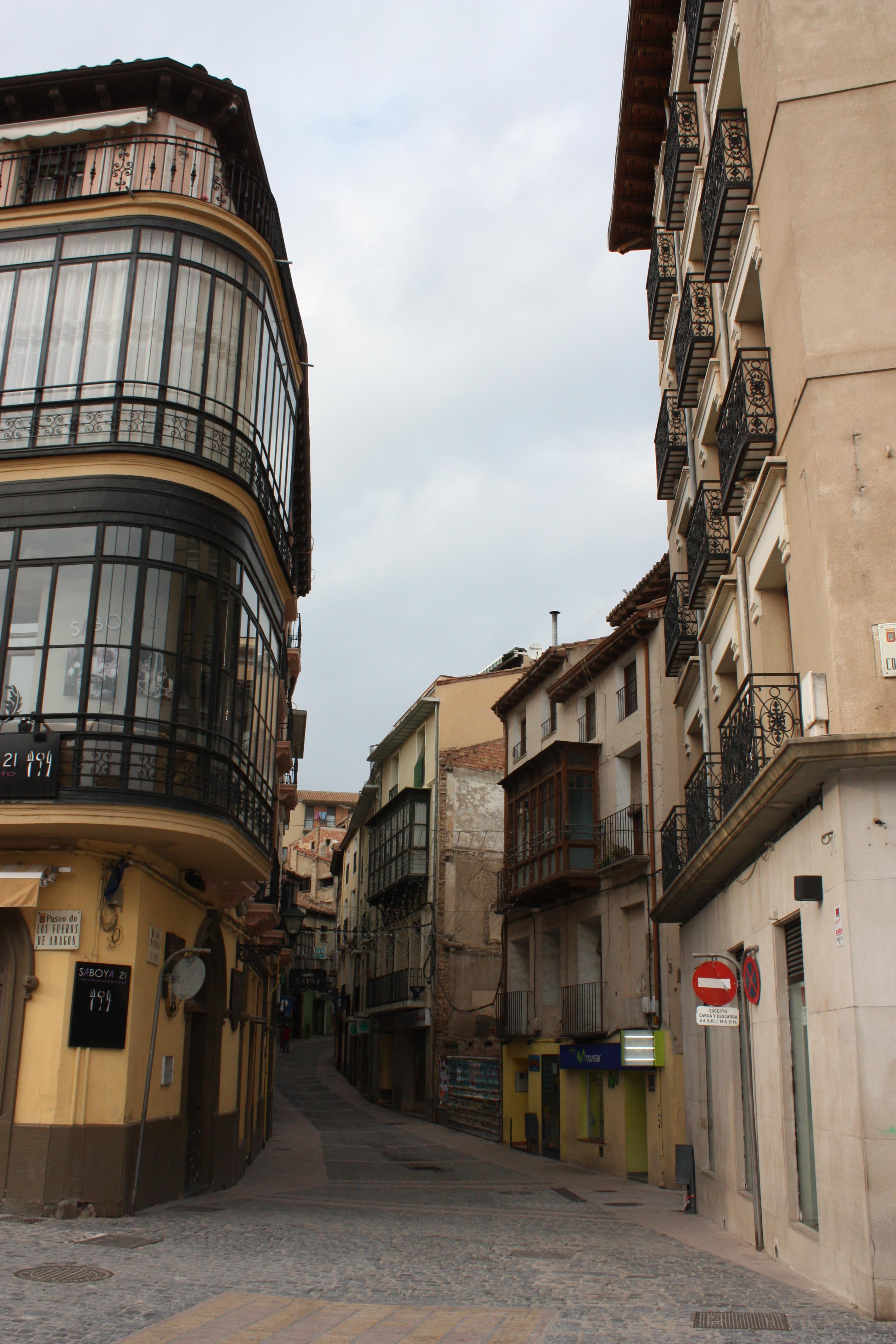 Calles con historia blog de tarazona monumental for Oficina turismo tarazona