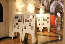 Exposición 40 aniversario Hispania Nostra en la Catedral de Tarazona. Fundación Tarazona Monumental
