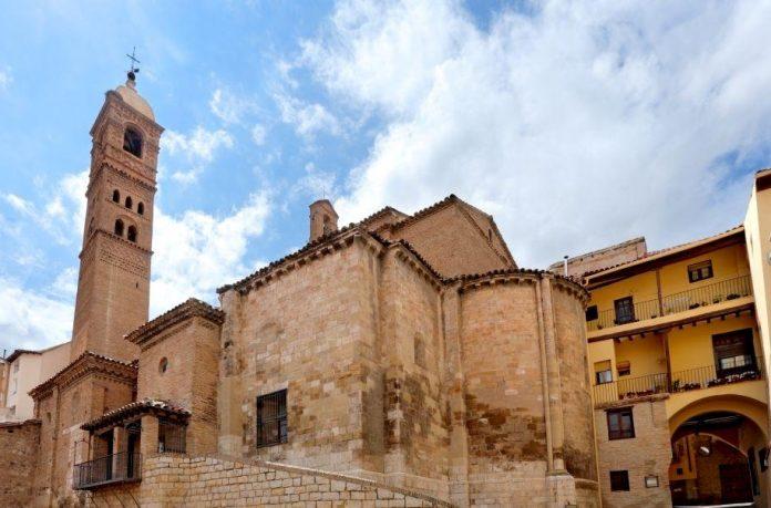 Iglesia de Santa María Magdalena de Tarazona