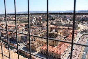 Vistas Torre Iglesia Sª Mª Magdalena Tarazona