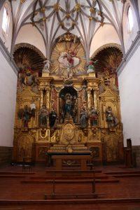 Iglesia Convento Nuestra Señora de la Concepción. Tarazona. Fundación Tarazona Monumental.