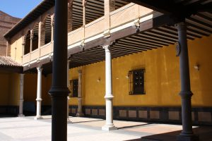 Palacaio de Eguarás Tarazona. Fundación Tarazona Monumental.