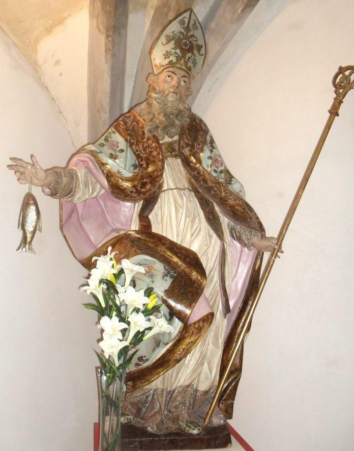 San Atilano, patrón de Tarazona. Fundación Tarazona Monumental