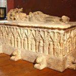 Sepulcro de Pedro Perez Calvillo. Catedral de Tarazona. Fundación Tarazona Monumental