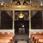 Reja coro Catedral de Tarazona. Fundacion Tarazona Monumental