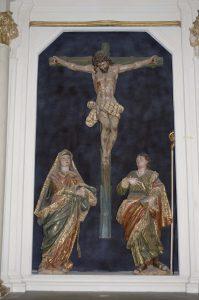 calvario trascoro Catedral de Tarazona. Fundacion Tarazona Monumental