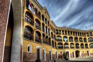Plaza de Toros Vieja, después de la restauración.