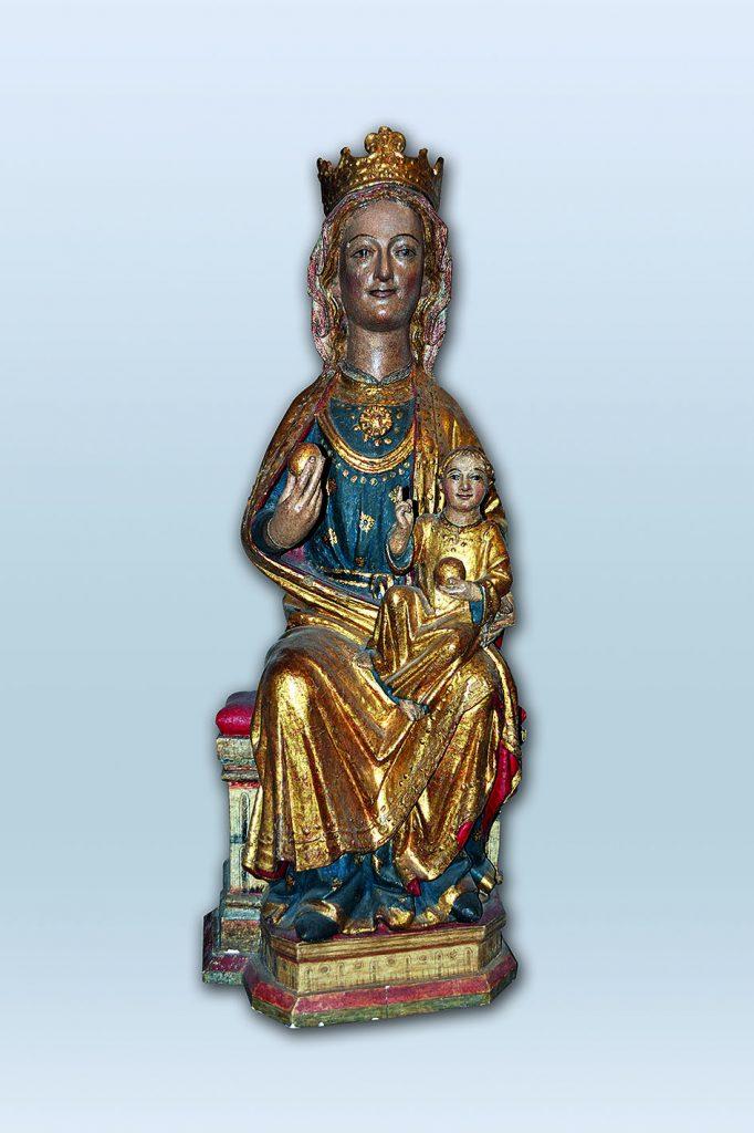 Virgen de la Huerta de mediados del siglo XIV, anónimo en madera tallada, dorada y policromada-b,.jpg