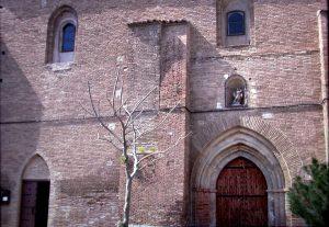 Imagen actual de la Iglesia de San Miguel.