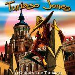 """Portada de Turiaso Jones en """"La Catedral de Tarazona""""."""