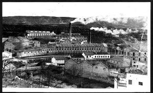 Imagen de Celulosas del Queiles y fábrica de Harinas Vda. de Marqueta.