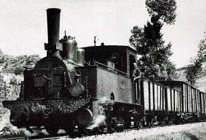 En la Nochevieja de 1885, en medio de un crudo invierno, se inauguró la línea de ferrocarril de Tarazona, que unió mediante tren Tarazona y Tudela.