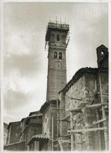 La Restauración de la Torre.