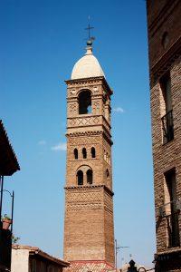 Imagen de la Torre de la Magdalena en la actualidad.
