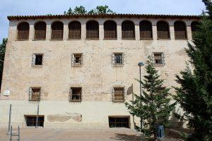 Fachada del Ex-convento de San Joaquín