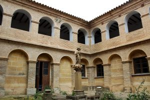 Patio Ex-convento de San Joaquín